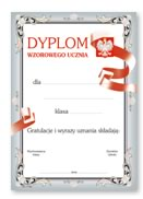 Dyplom format A4